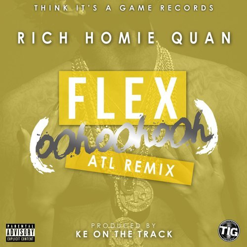 Flex (Ooh, Ooh, Ooh) - KE On The Track Remix