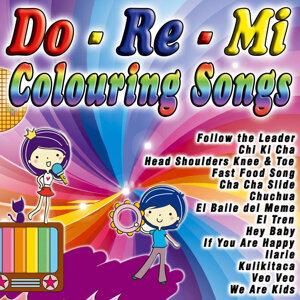 Do-re-mi Colouring Songs