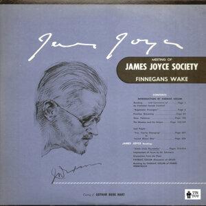 Finnegan's Wake - Meeting of the James Joyce Society Featuring Joyce Speaking from Finnegan's Wake