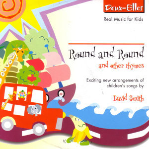 Round and Round and other rhymes