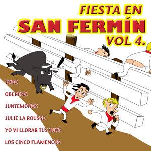 Fiesta En San Fermin Vol.4