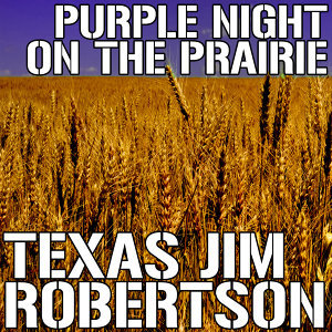 Purple Night On The Prairie