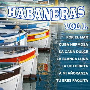 Habaneras Vol.1