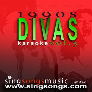 1990s Divas Karaoke Volume 5