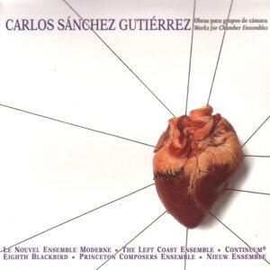 Carlos Sánchez Gutiérrez: Obras Para Grupos de Cámara