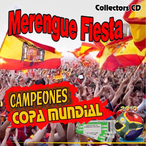 Campeones Copa Mundial 2010 (Collectors CD)
