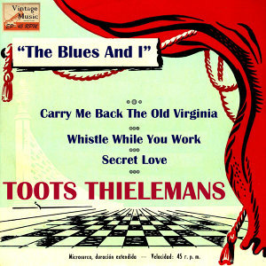 "Vintage Jazz Nº 67 - EPs Collectors, ""The Blues And I"""