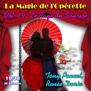 Le pays du sourire - La Magie de l'Opérette en 38 volumes - Vol. 19/38