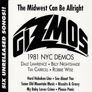 The Midwest Can Be Allright - 1981 NYC Demos - EP