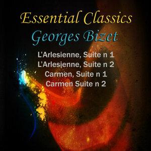 Essential Classics Georges Bizet L'Arlesienne Suite No. 1 & 2, Carmen Suite No. 1 & 2