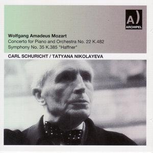 Mozart: Piano Concerto No. 22, Symphony No. 35 - Schuricht