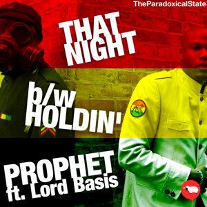 "That Night / Holdin' / Prophet Digital 12"""