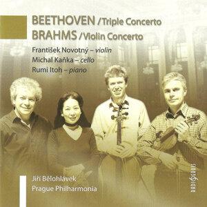 Beethoven - Brahms/Itoh, Novotný, Kaňka