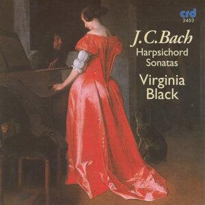J C Bach, Harpsichord Sonatas