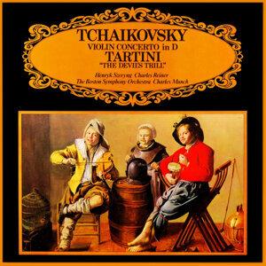 Tchaikovsky: Violin Concerto Tartini