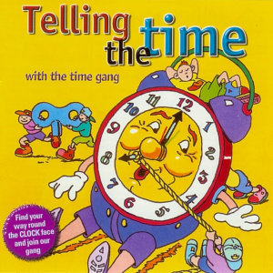 Listen & Learn - Telling the Time With the Time Gang