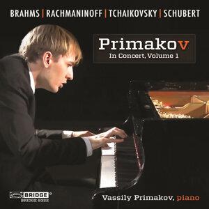 Vassily Primakov in Concert, Vol. 1