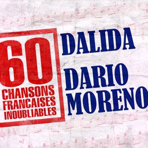 60 Chansons Françaises Inoubliables De Dalida Et Dario Moreno