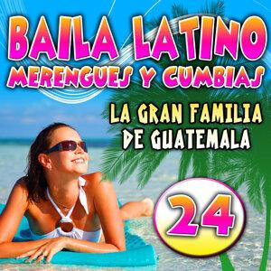 Baila Latino: Merengues y Cumbias
