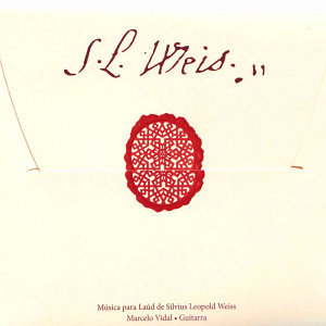 Music for Lute by Silvius Leopold Weiss