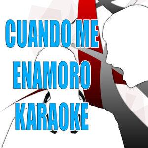 Cuando Me Enamoro (In the Style of Enrique Iglesias) (Karaoke)