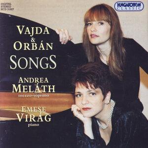Vajda & Orbán Songs / Andrea Meláth