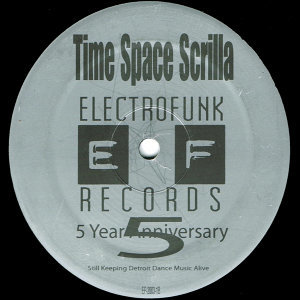 Time Space Scrilla E.P