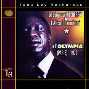 Le Seigneur Rochereau & Lafrisa International, à L'Olympia 1970