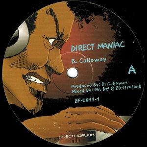 Direct Maniac/No Techno Like Mine