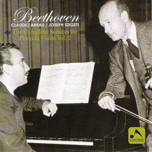 Beethoven - The Complete Sonatas For Piano & Violin - Vol.2
