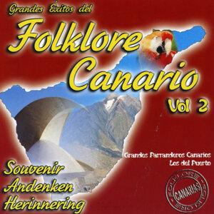 Grandes Exitos del Folklore Canario Vol.2