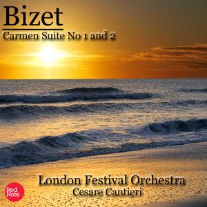 Bizet: Carmen Suite No.1 & 2