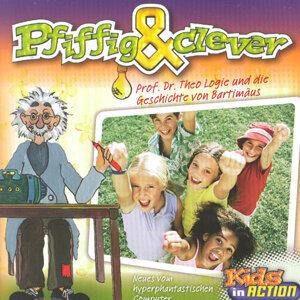 Pfiffig und Clever - Bartimäus