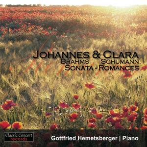 Sonata - Romances - Johannes Brahms and Clara Schumann