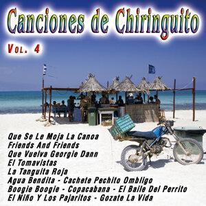 Canciones De Chiringuito  Vol. 4