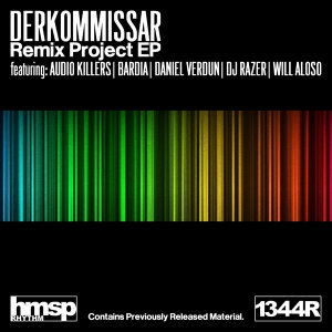 Derkommissar's Remix Project EP