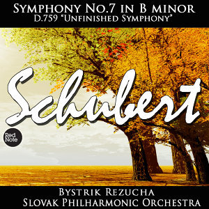 "Schubert: Symphony No. 8 in B minor, D. 759 ""Unfinished Symphony"""