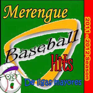 Baseball Hits en Merengue (2011-2012 CD)