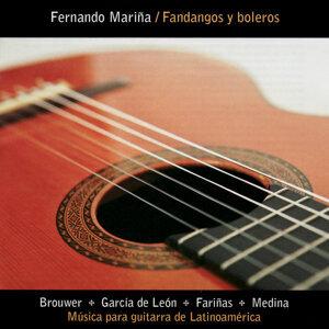 Fandangos y boleros - Musica para guitarra de Latinoamerica