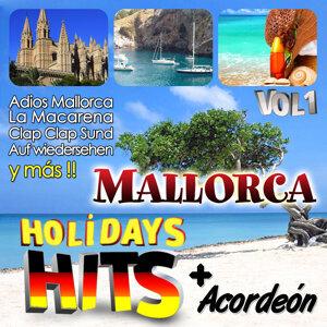 Mallorca Holidays Hits + Acordeón Vol.1