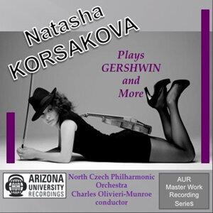Natasha Korsakova Plays Gershwin & More