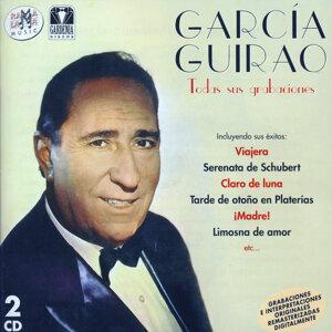 García Guirao. Todas Sus Grabaciones