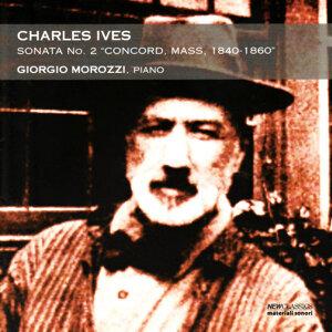 """Charles Ives: Piano Sonata #2 """"Concord, Mass, 1840-1860"""""""