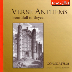 Verse Anthems - from Bull to Boyce