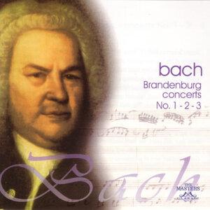 Brandenburg Concerts No. 1-2-3