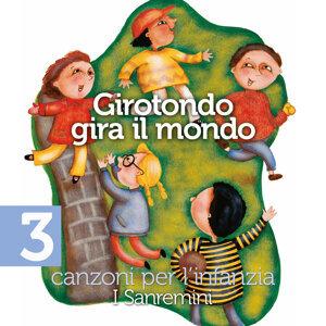 Canzoni per l'infanzia Vol. 3: Girotondo gira il mondo
