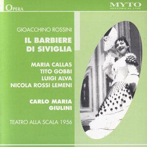 Gioacchino Rossini: Il Barbiere Di Siviglia