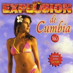 Explosion de Cumbia, Vol. 1