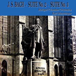 Bach Suites No. 2 & 3