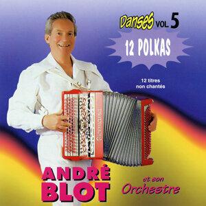 Danses Vol. 5 : 12 Polkas A L'accordéon